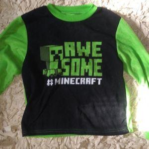 BOGO💚boys minecraft sweater